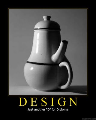 Design Demotivator